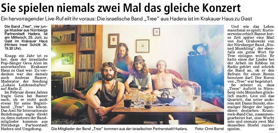TREE nuremberg art